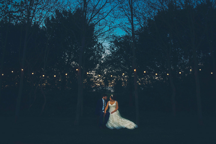 2 Laura & Greg's Peaches and Cream Barn Wedding. By Nicola Thompson