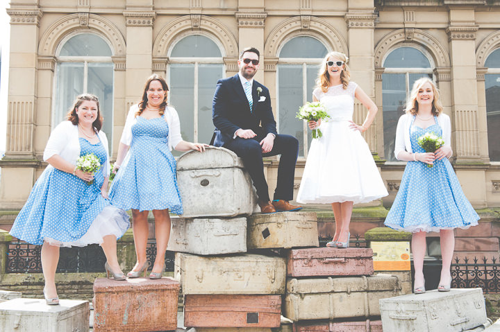 2 Rosie & Michael's Natural, Spring Liverpool Wedding. By Lisa Howard