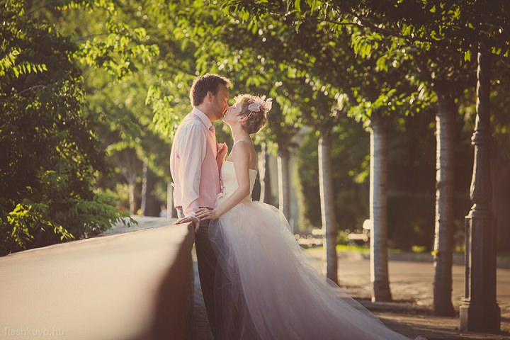 2 Two People One LIfe - Romantic Castle Wedding in Hungary