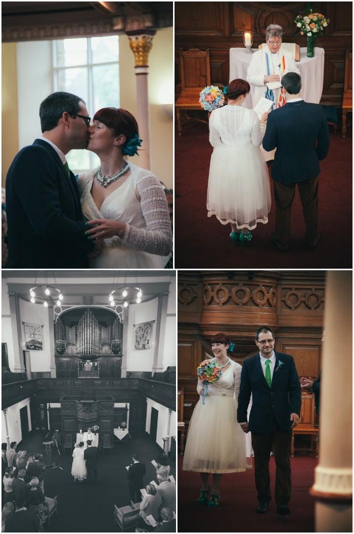 20 Anna & Henry's Handmade Vintage Wedding. By Kev Elkins
