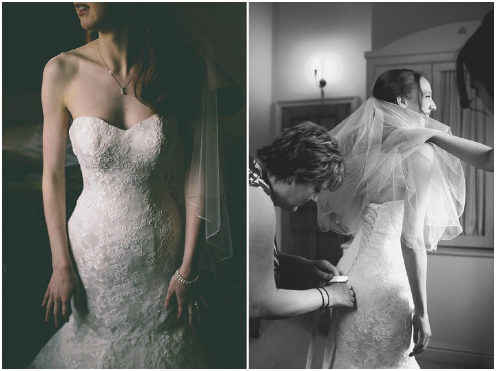 20 Jenna & Ollie's Relaxed, Vintage Wedding. By Emma Boileau