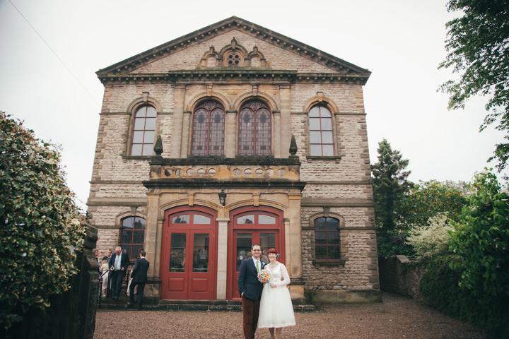 21 Anna & Henry's Handmade Vintage Wedding. By Kev Elkins