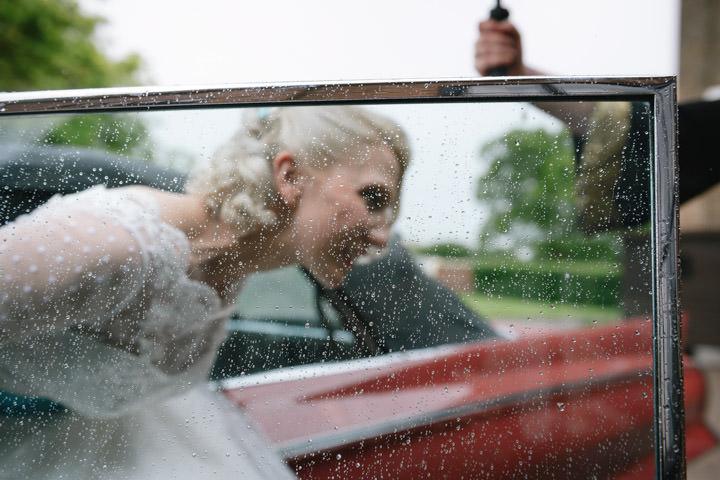 21 Beth & Tom's Rockabilly Barn Wedding. By Tino & Pip