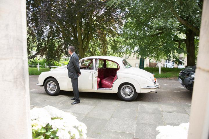 21 Frances & Iain's English Garden Tipi Wedding. By Pam Hordon