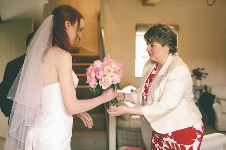 22 Jenna & Ollie's Relaxed, Vintage Wedding. By Emma Boileau