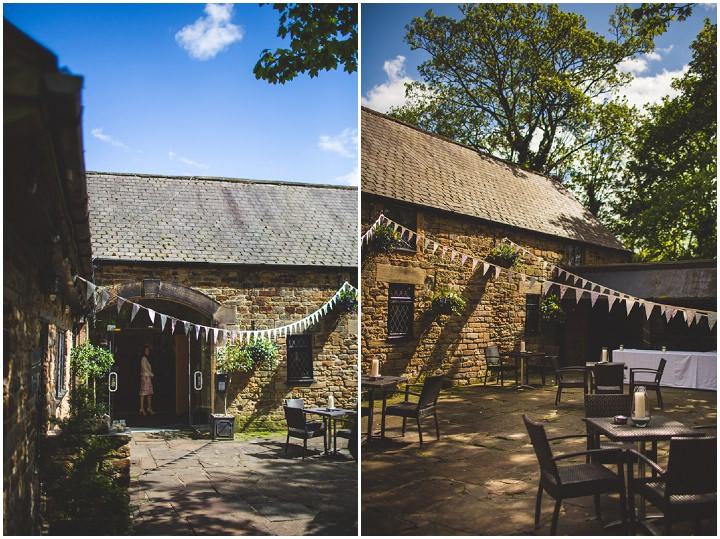 23 Fiona & John's Candlelit Sheffield Wedding. By S6 Photography