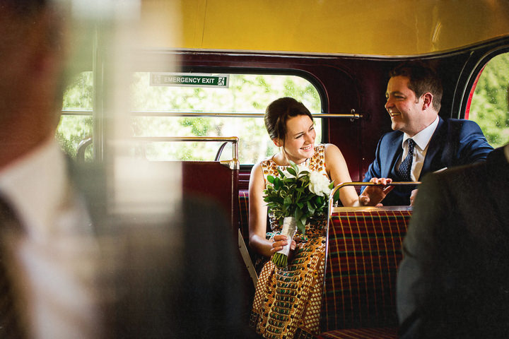 23 Rachel & Jez's Gold and White Camden Wedding. By Matt Parry