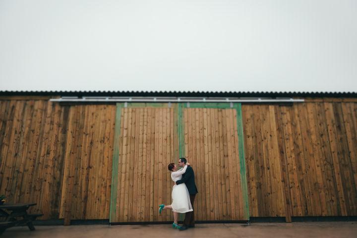 24 Anna & Henry's Handmade Vintage Wedding. By Kev Elkins