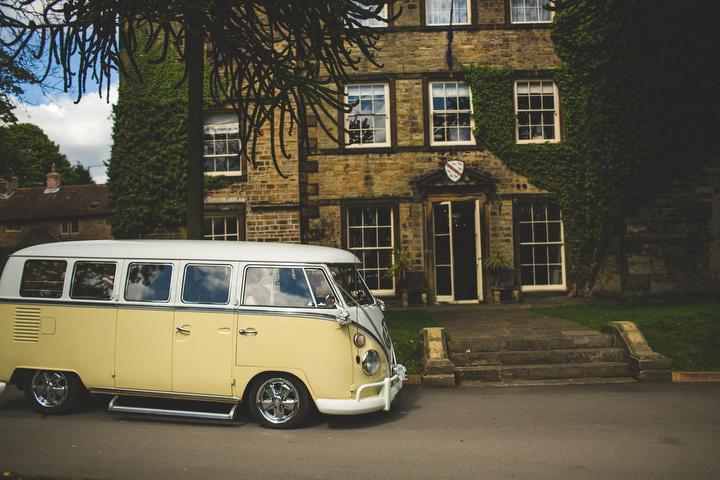 24 Fiona & John's Candlelit Sheffield Wedding. By S6 Photography
