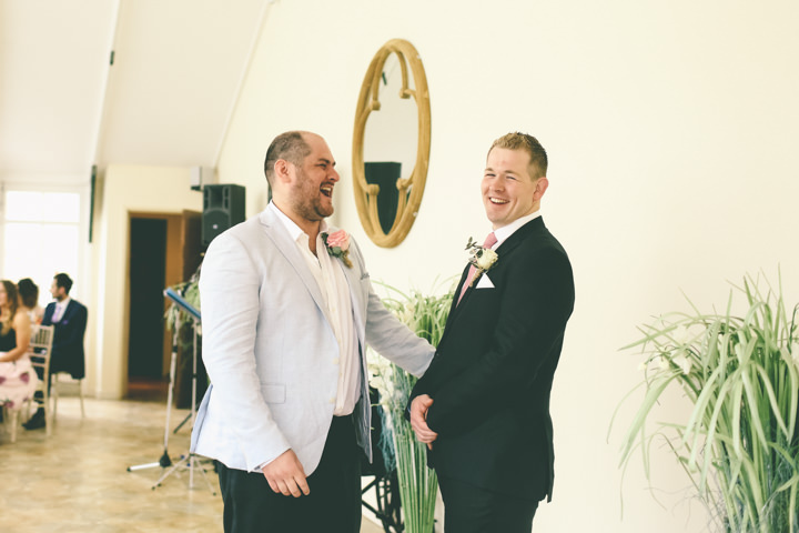 24 Jenna & Ollie's Relaxed, Vintage Wedding. By Emma Boileau