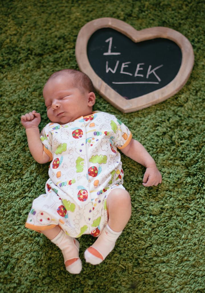 24 My First 2 Weeks and 3 Days with Baby Dexter