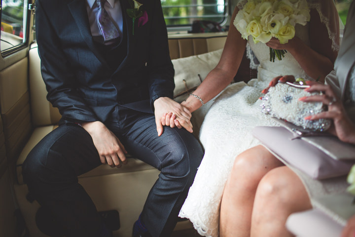 25 Fiona & John's Candlelit Sheffield Wedding. By S6 Photography