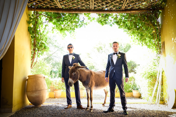 25 Zoe & Adam's Relaxed Moroccan Wedding. By Andrew Billington