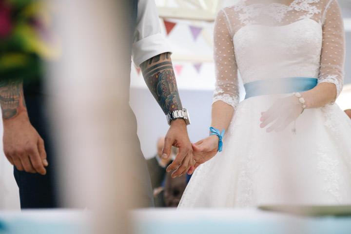 26 Beth & Tom's Rockabilly Barn Wedding. By Tino & Pip