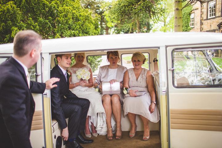 26 Fiona & John's Candlelit Sheffield Wedding. By S6 Photography