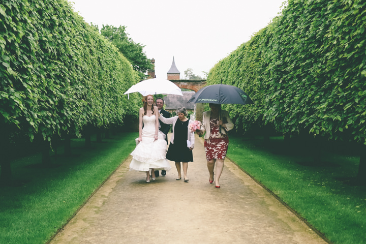 26 Jenna & Ollie's Relaxed, Vintage Wedding. By Emma Boileau
