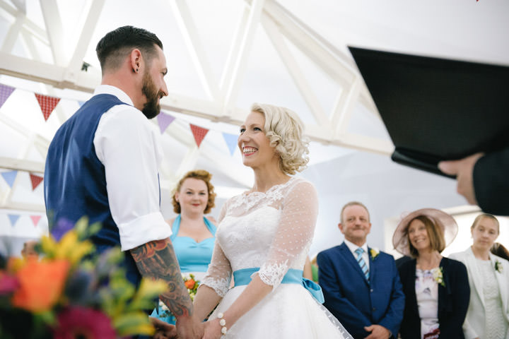 27 Beth & Tom's Rockabilly Barn Wedding. By Tino & Pip