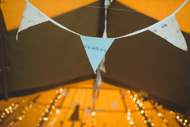 27 Carrie & Simon's Humanist Tipi Wedding. By Becky Ryan Photography