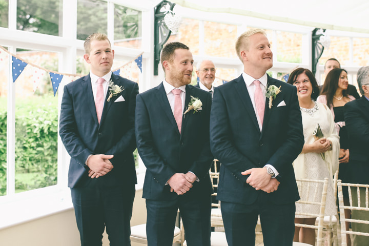 28 Jenna & Ollie's Relaxed, Vintage Wedding. By Emma Boileau