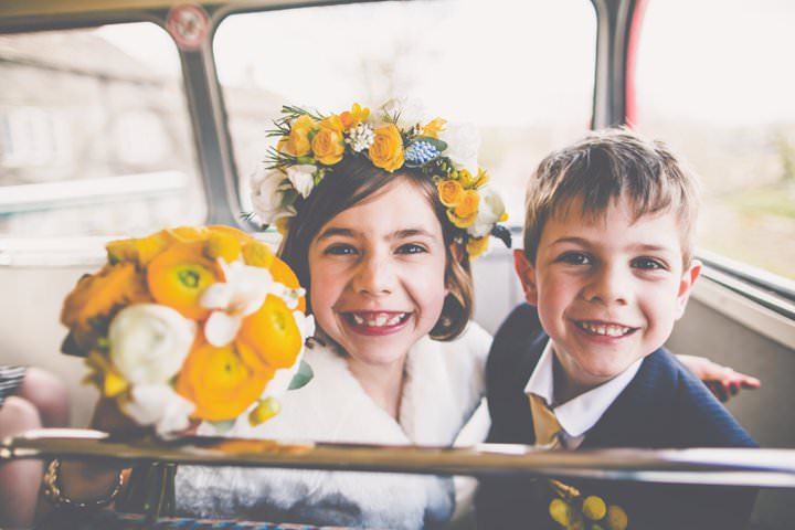 29 Elisabeth & David's Relaxed North Yorkshire Wedding. By James Melia