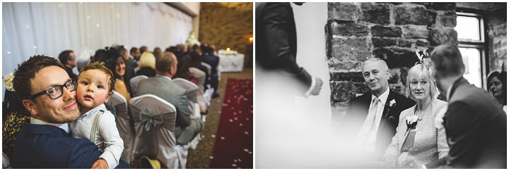 29 Fiona & John's Candlelit Sheffield Wedding. By S6 Photography