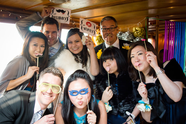 29 Jade & Peter-Neil's Multicultural Floating Wedding.