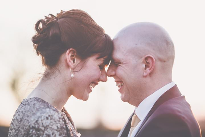 3 Elisabeth & David's Relaxed North Yorkshire Wedding. By James Melia