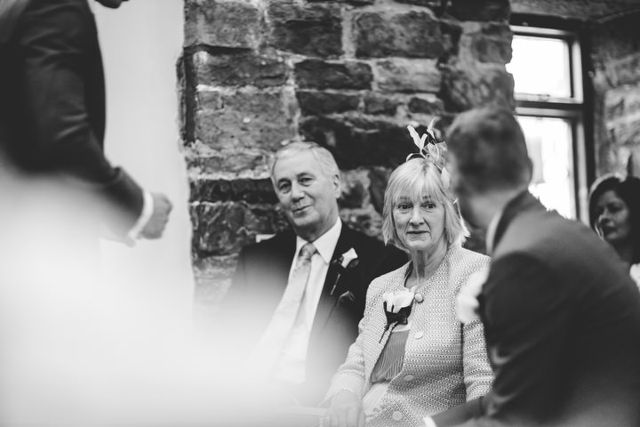 30 Fiona & John's Candlelit Sheffield Wedding. By S6 Photography