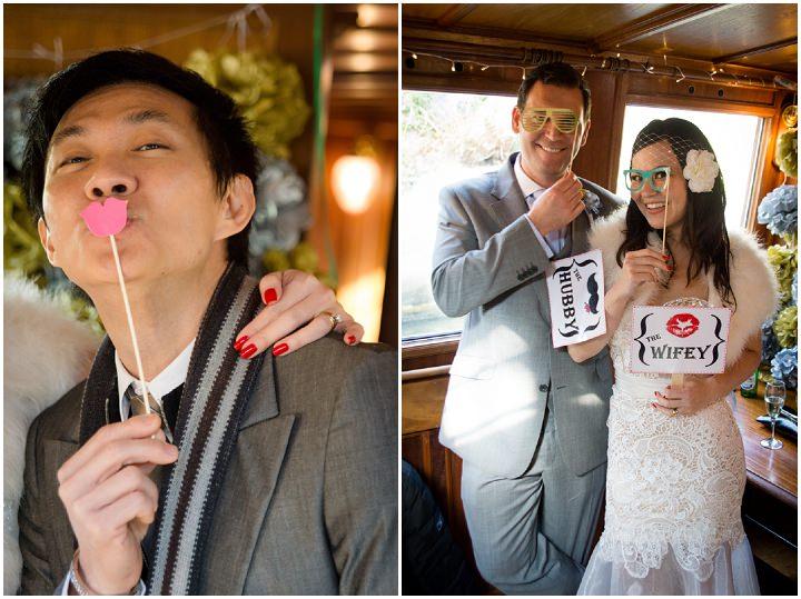 30 Jade & Peter-Neil's Multicultural Floating Wedding.