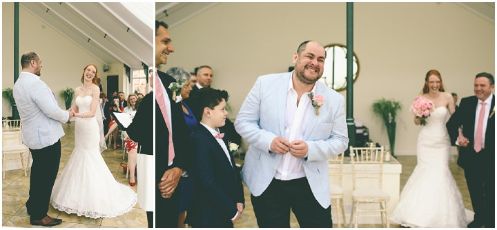 30 Jenna & Ollie's Relaxed, Vintage Wedding. By Emma Boileau
