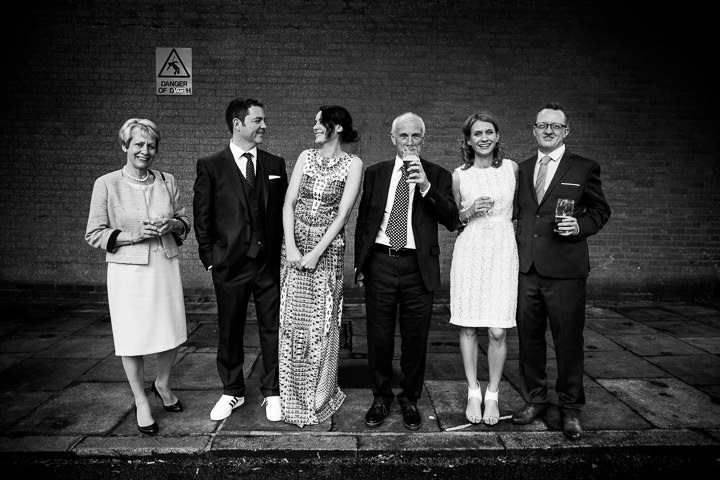 30 Rachel & Jez's Gold and White Camden Wedding. By Matt Parry