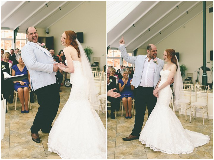 32 Jenna & Ollie's Relaxed, Vintage Wedding. By Emma Boileau