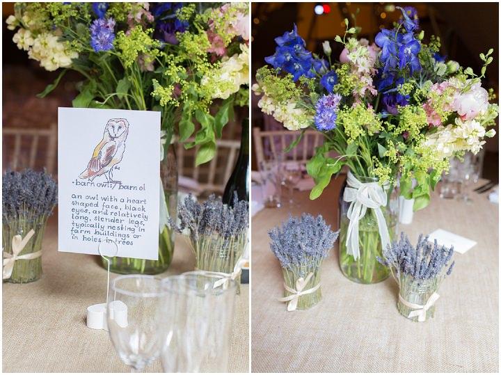 33 Frances & Iain's English Garden Tipi Wedding. By Pam Hordon