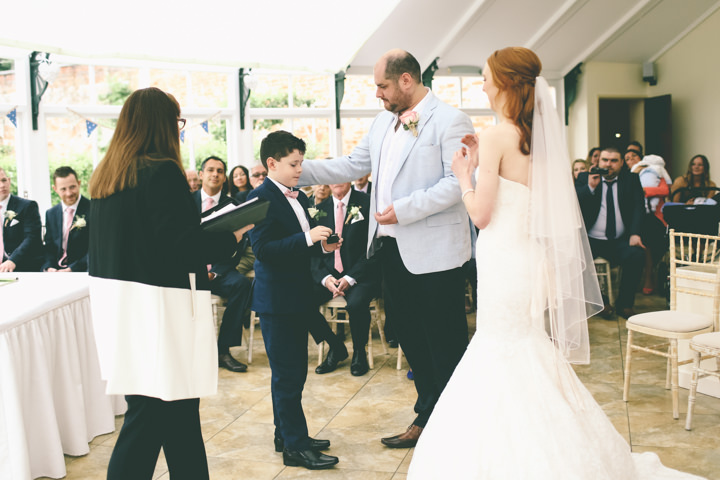 33 Jenna & Ollie's Relaxed, Vintage Wedding. By Emma Boileau