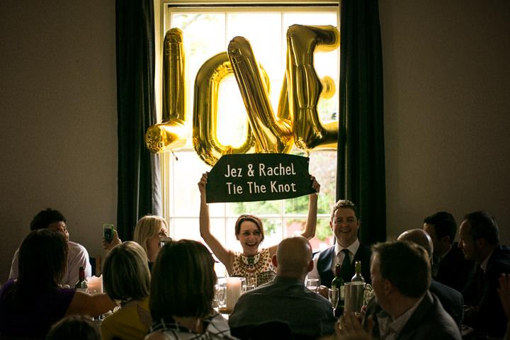 33 Rachel & Jez's Gold and White Camden Wedding. By Matt Parry