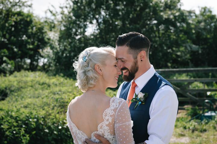 35 Beth & Tom's Rockabilly Barn Wedding. By Tino & Pip