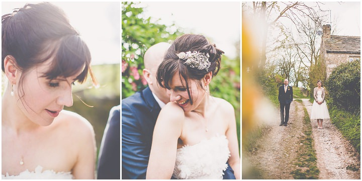 35 Elisabeth & David's Relaxed North Yorkshire Wedding. By James Melia