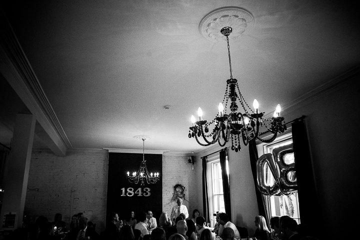 35 Rachel & Jez's Gold and White Camden Wedding. By Matt Parry