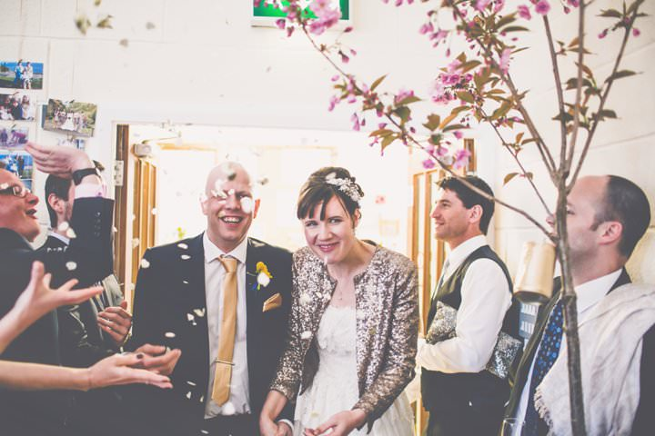 36 Elisabeth & David's Relaxed North Yorkshire Wedding. By James Melia