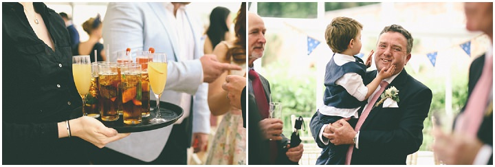 36 Jenna & Ollie's Relaxed, Vintage Wedding. By Emma Boileau