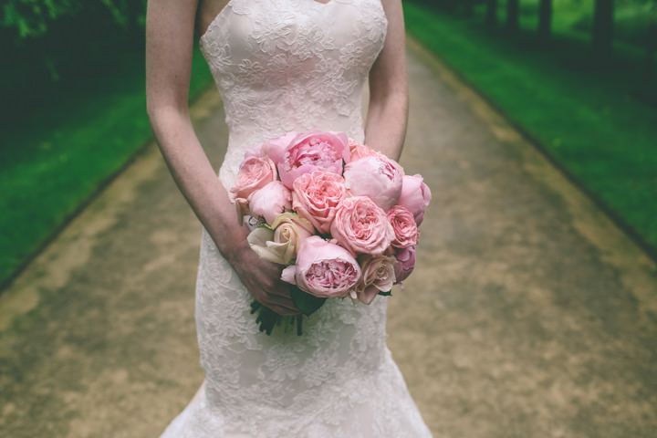 4 Jenna & Ollie's Relaxed, Vintage Wedding. By Emma Boileau