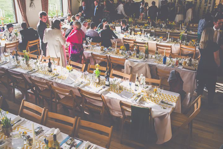 40 Elisabeth & David's Relaxed North Yorkshire Wedding. By James Melia