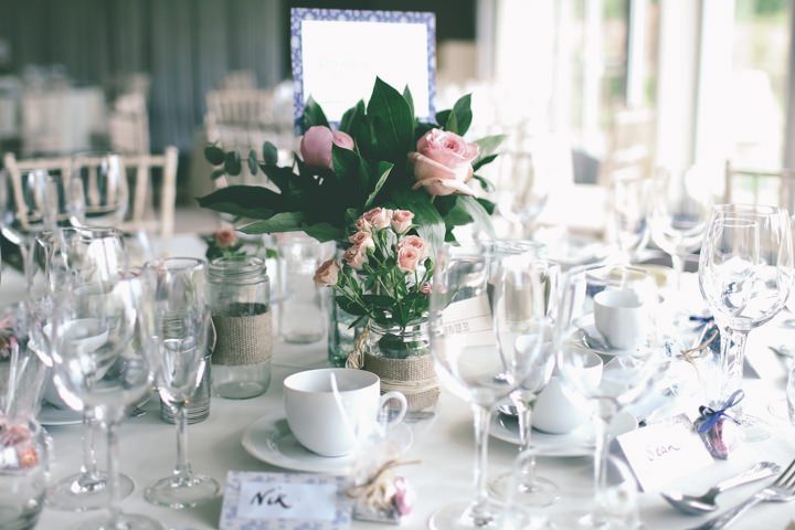 40 Jenna & Ollie's Relaxed, Vintage Wedding. By Emma Boileau