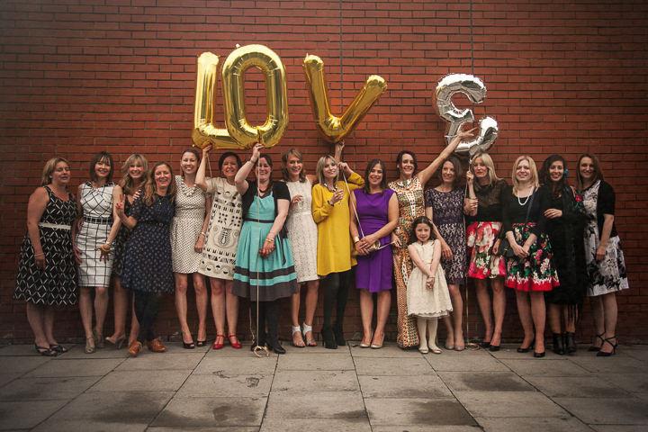 41 Rachel & Jez's Gold and White Camden Wedding. By Matt Parry