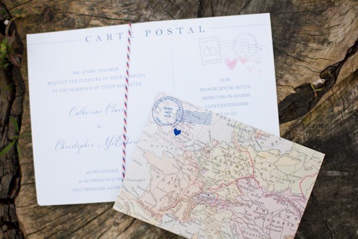 43 Catherine & Chris' Travel Inspired Cotswold Wedding. By Natasha Cadman