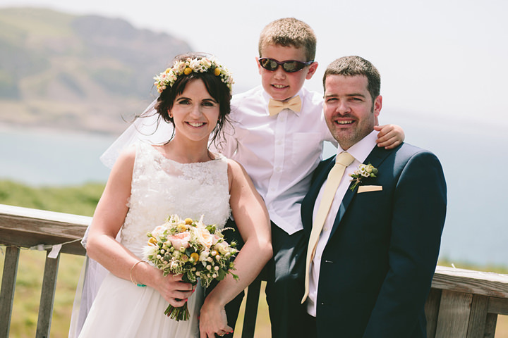 43 Iola & Rhys' Rustic, Yellow Themed Wedding. By Tony Fanning