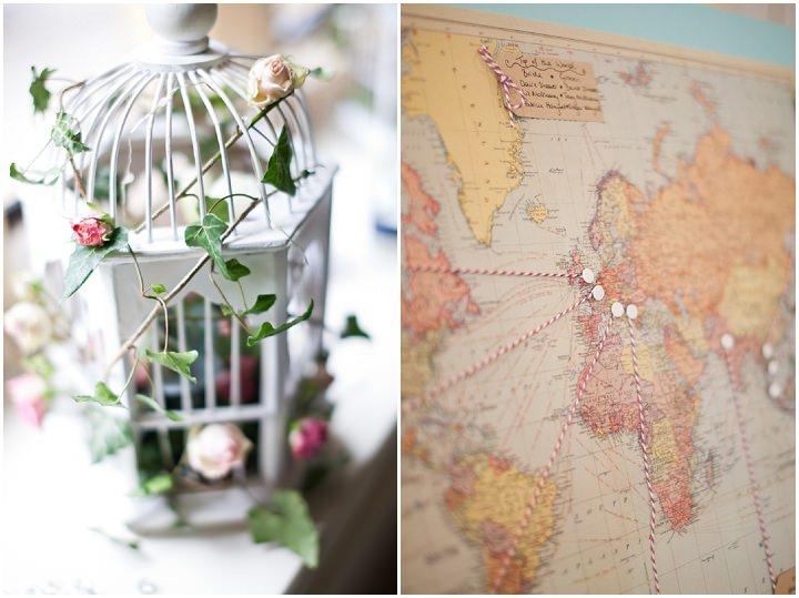 44 Catherine & Chris' Travel Inspired Cotswold Wedding. By Natasha Cadman