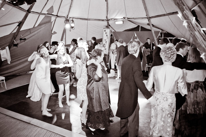 44 Frances & Iain's English Garden Tipi Wedding. By Pam Hordon
