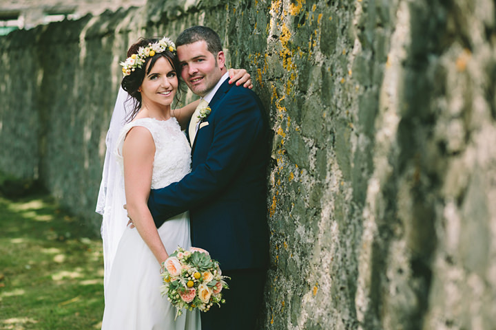 44 Iola & Rhys' Rustic, Yellow Themed Wedding. By Tony Fanning