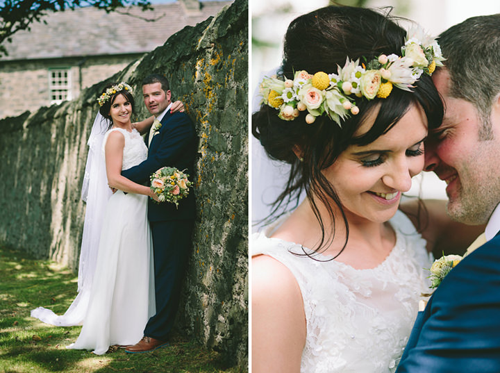 45 Iola & Rhys' Rustic, Yellow Themed Wedding. By Tony Fanning